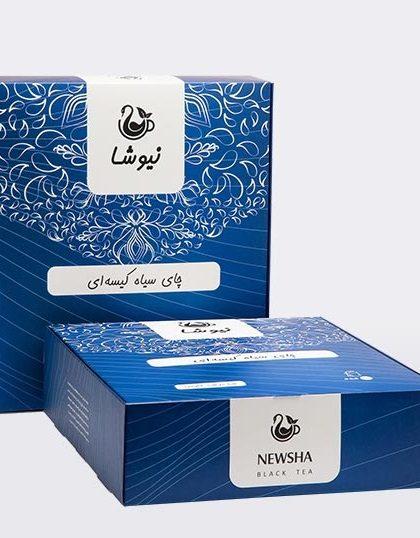 چای-خالص-160عددی-کیسه-ای-نیوشا-لفاف-دار