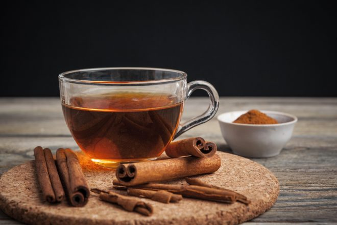 اثربخشی چای دارچین بر کاهش وزن
